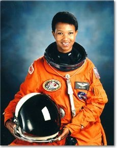Dr. Mae Jemison, the First Black Woman to Enter Space