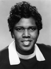 Barbara Jordan, the first Black Woman in the Texas Legislature