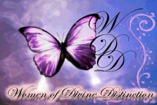 Women of Divine Distinction Purpose Advisor